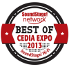 "SoundStage netword ""Best of CEDIA Expo 2013"" award"