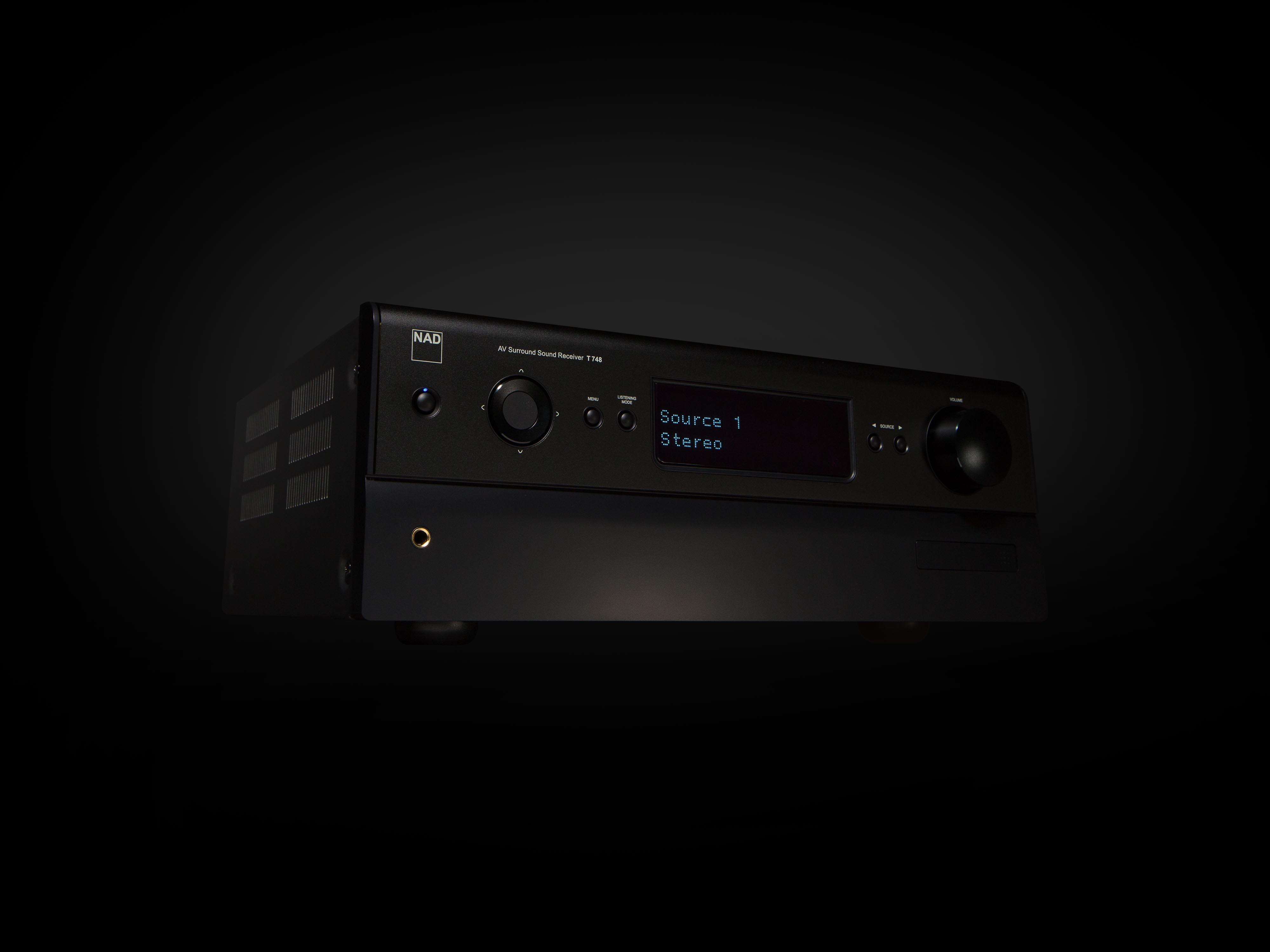 T 748 v2 - NAD Electronics