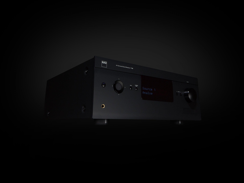 NAD T 758 V3 A/V Surround Sound Receiver - Soundlab New Zealand