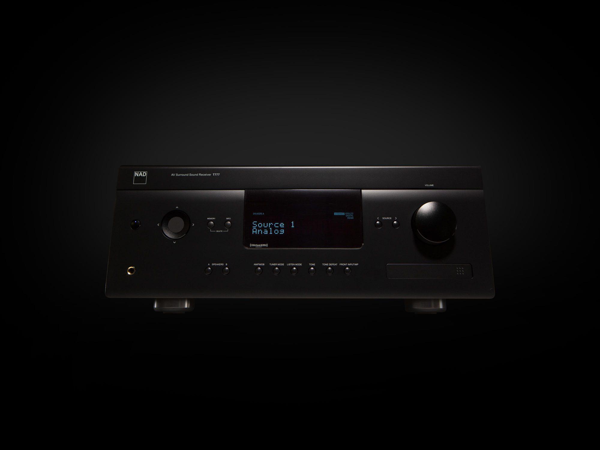 T 777 V3 - NAD Electronics