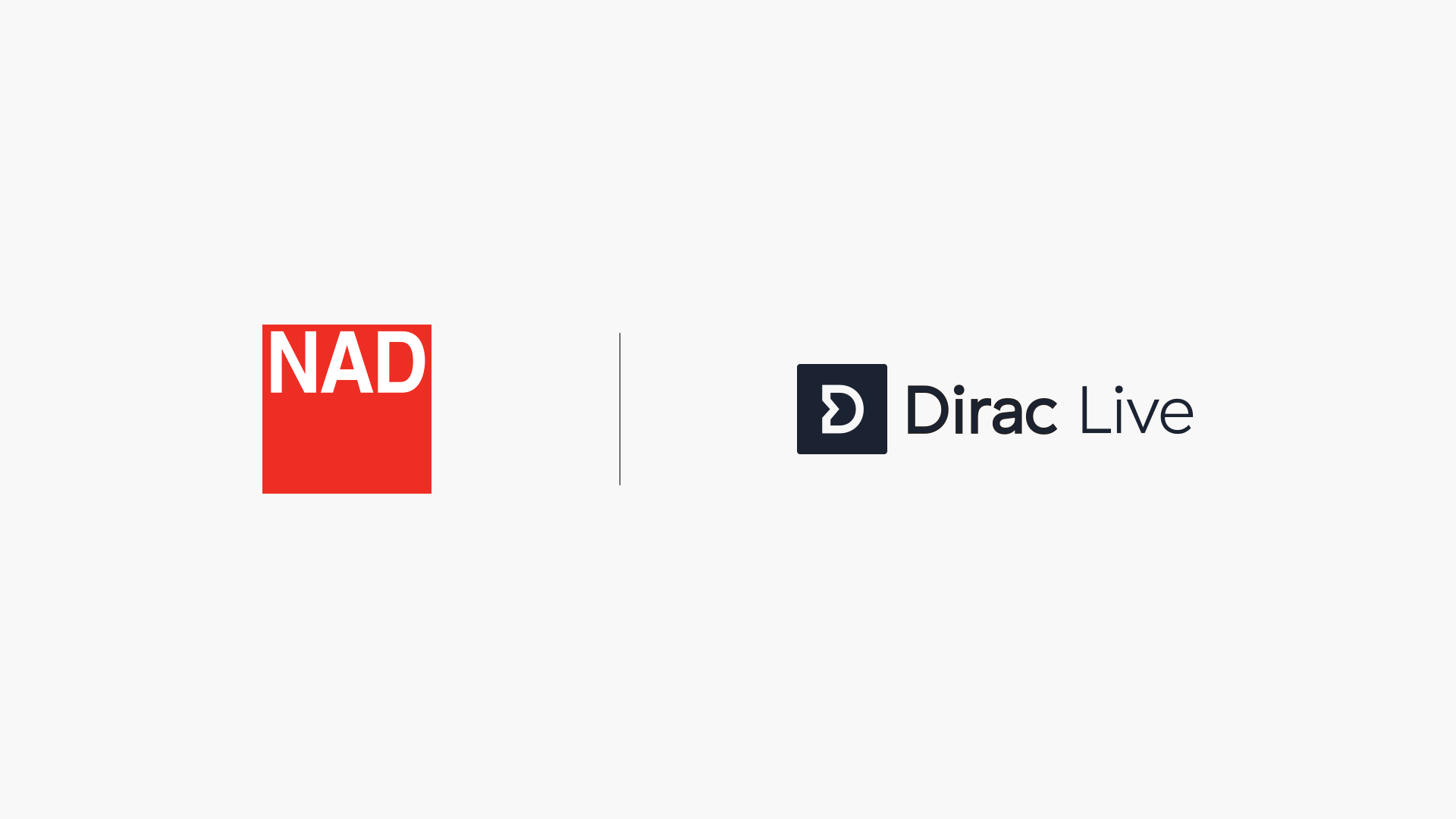 NAD Electronics Amplifiers with Dirac Live Room Correction - NAD