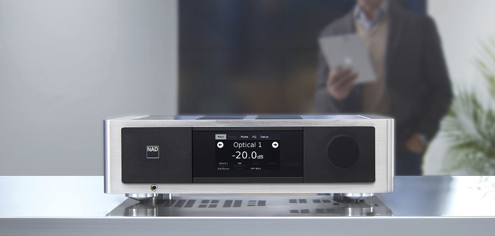 M32 Digital Amplifier