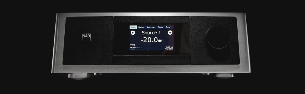 Dirac Live - NAD Electronics