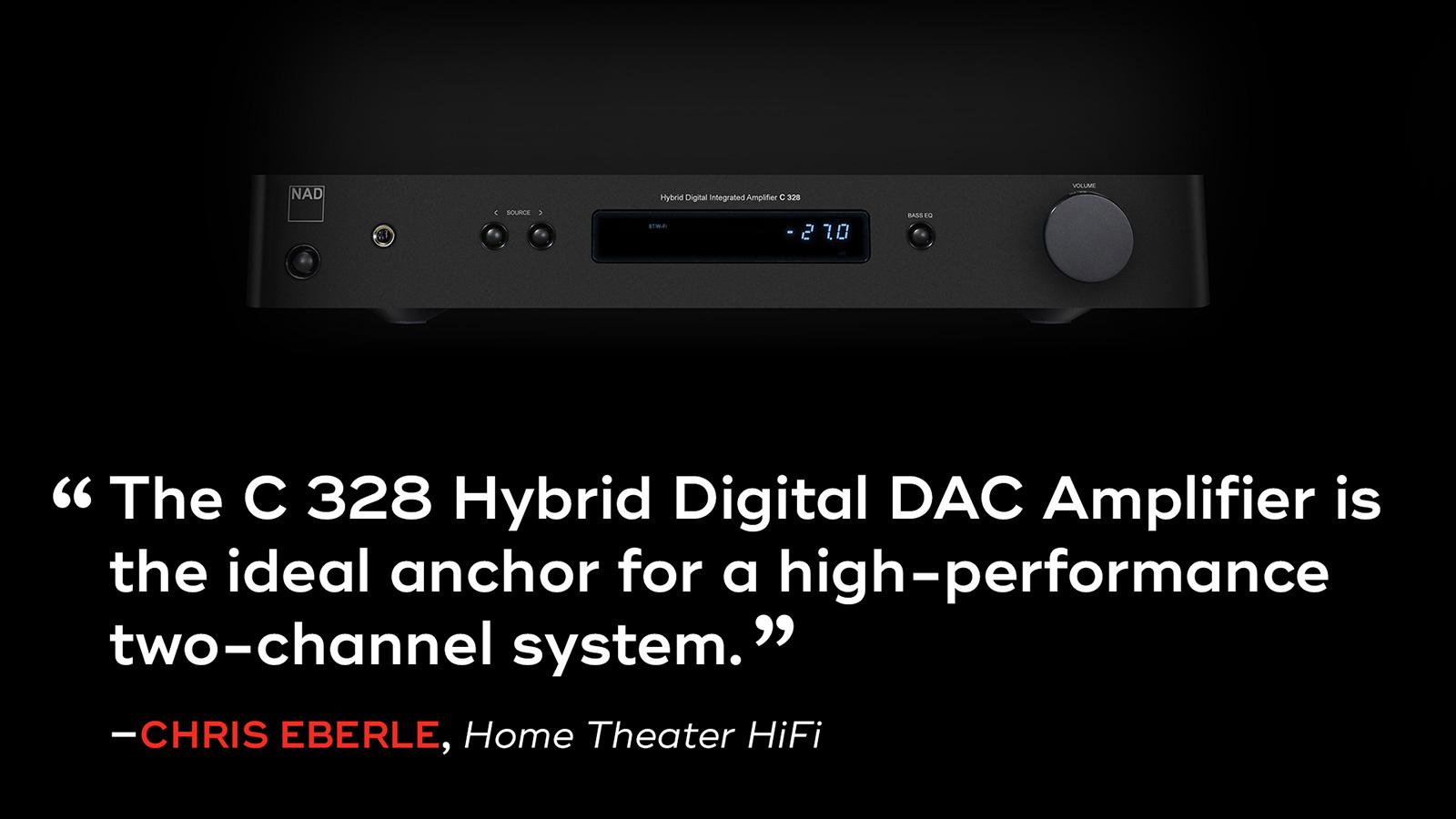 C 328 Amplifier