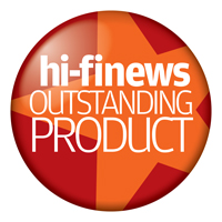 Outstanding product amplifier award