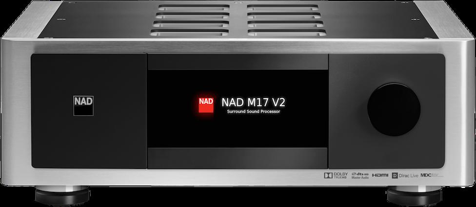 NAD M17 V3 front