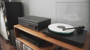 NAD Turntable and receiver