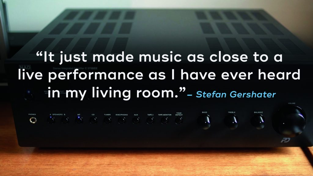My First NAD Stefan Quote Image