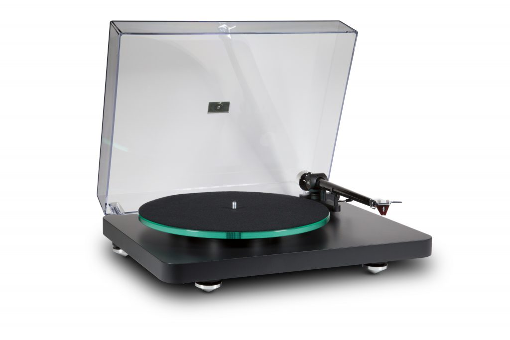 high-end turntable