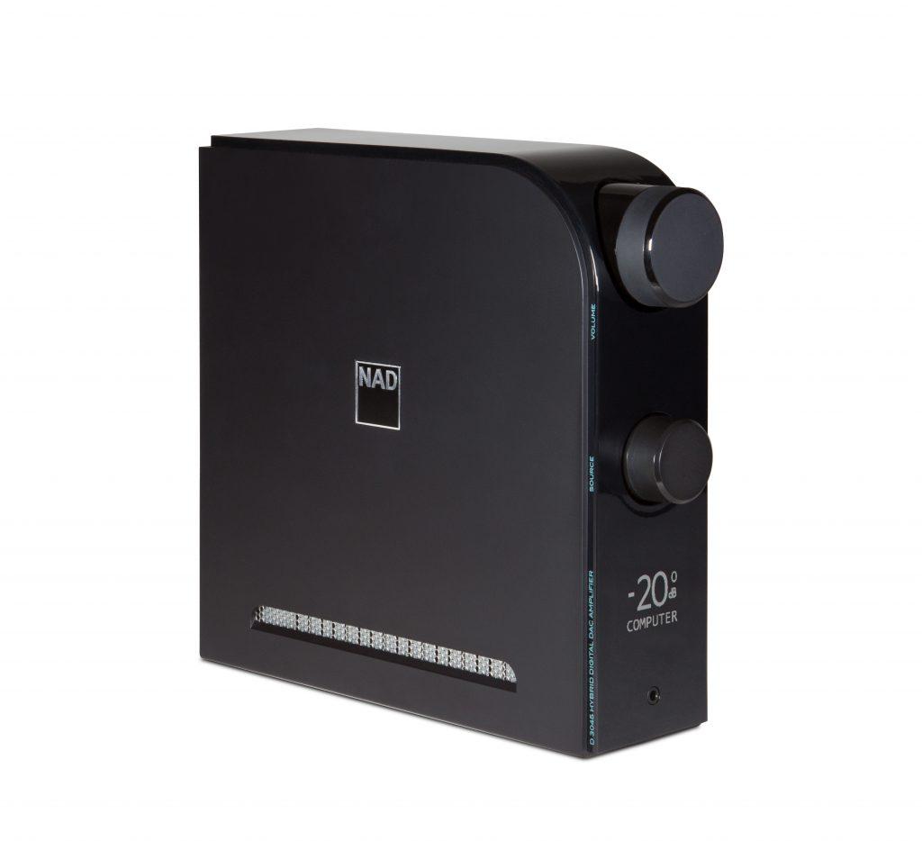 class d dac amplifier