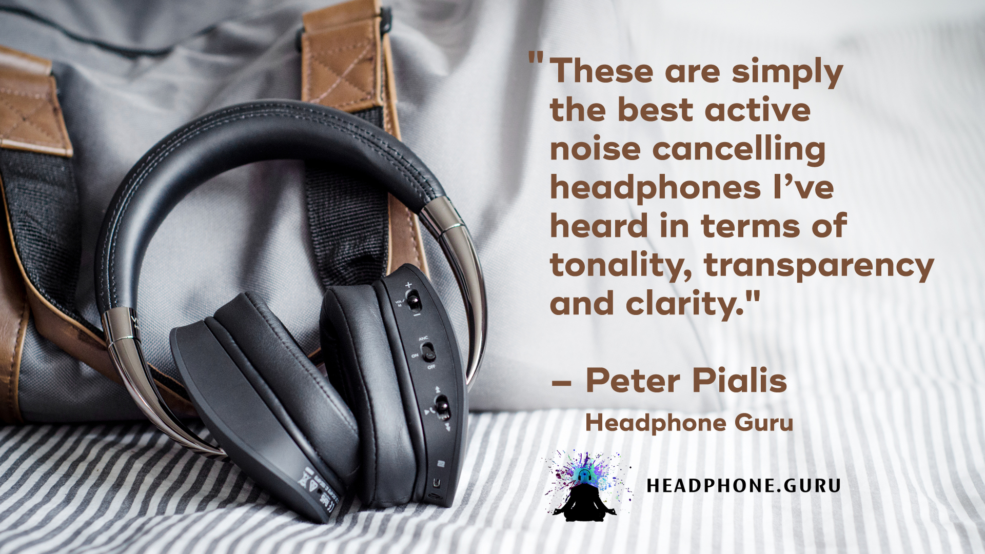 NAD HP70 Lifestyle Headphone Guru Review