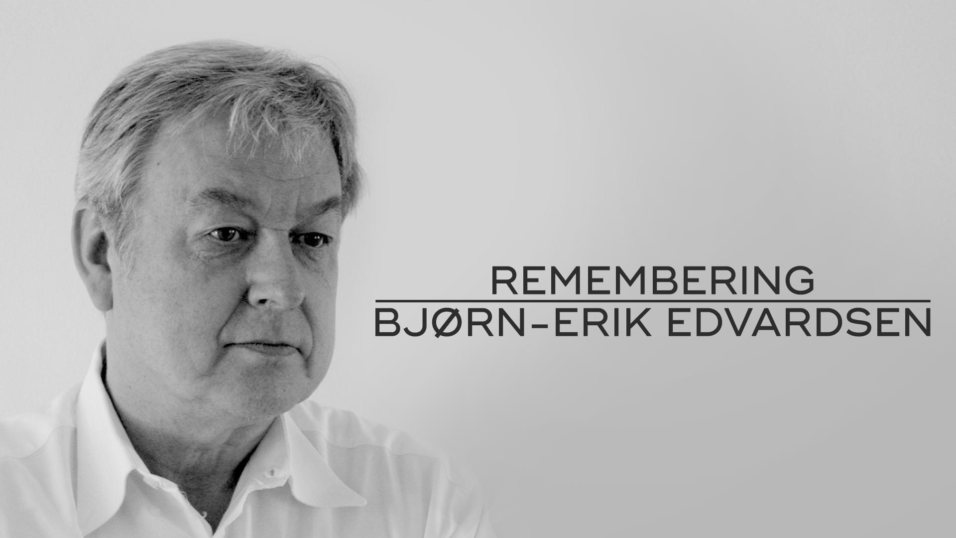 Bjork Erik Edvardsen Memorial Image