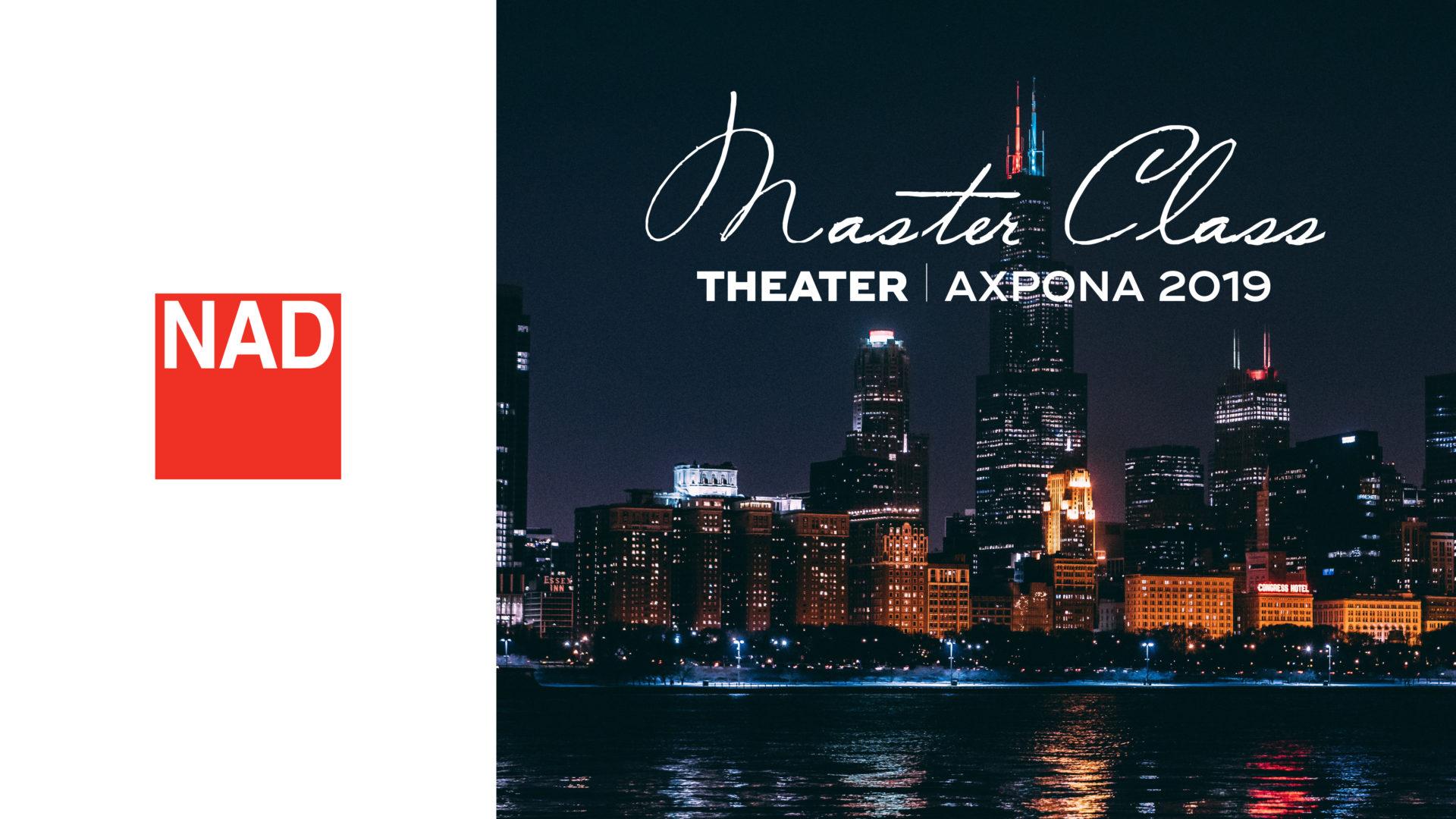 NAD Axpona 2019 Audio Expo North America