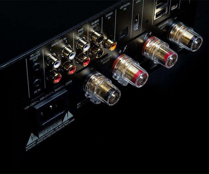 Amplificador de flujo NAD M10 BluOS - El arte detrás del arte - NAD Electronics