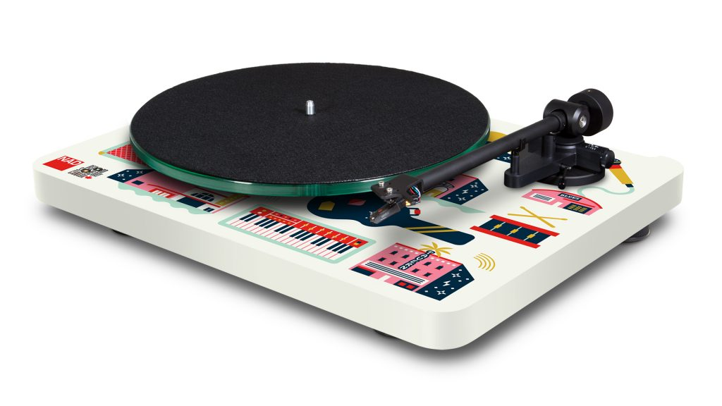 limited edition turntable for record store day