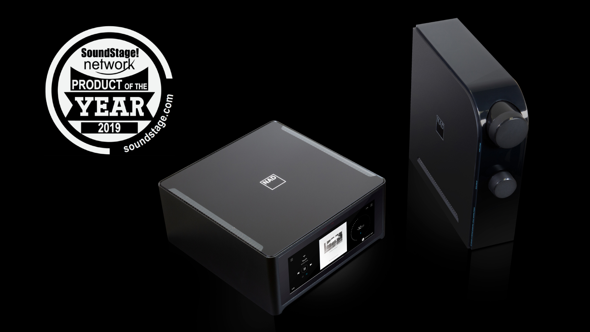 NAD Electronics Product of the Year 2019 Award M10 D 3045