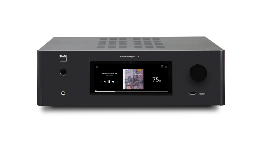 premium home theater receiver