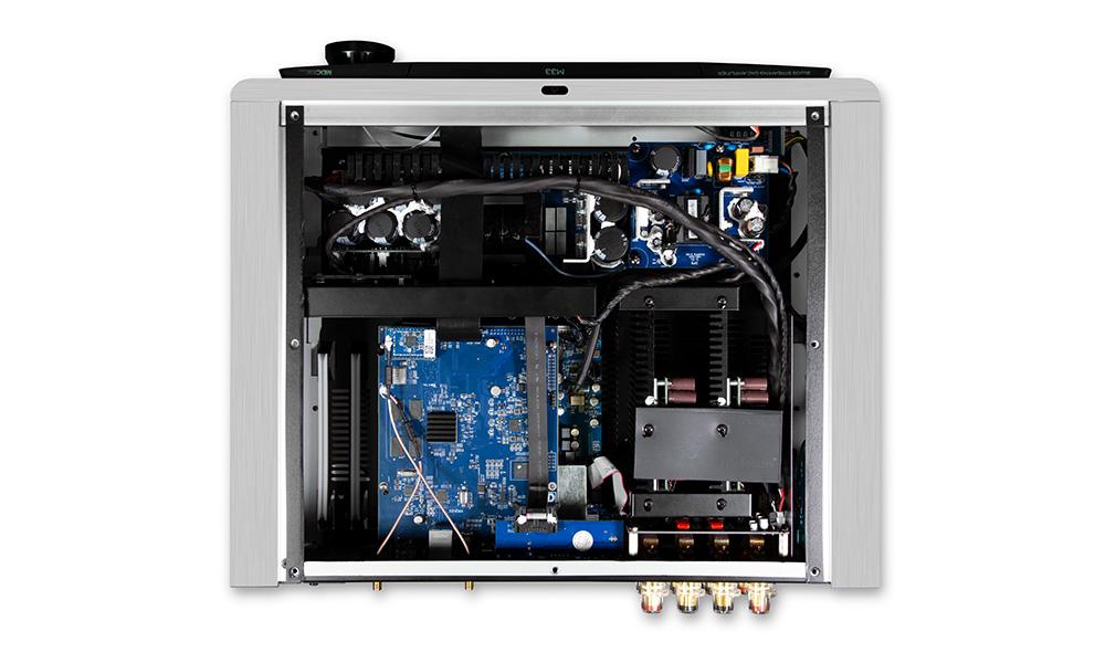 M33 interior amplifier