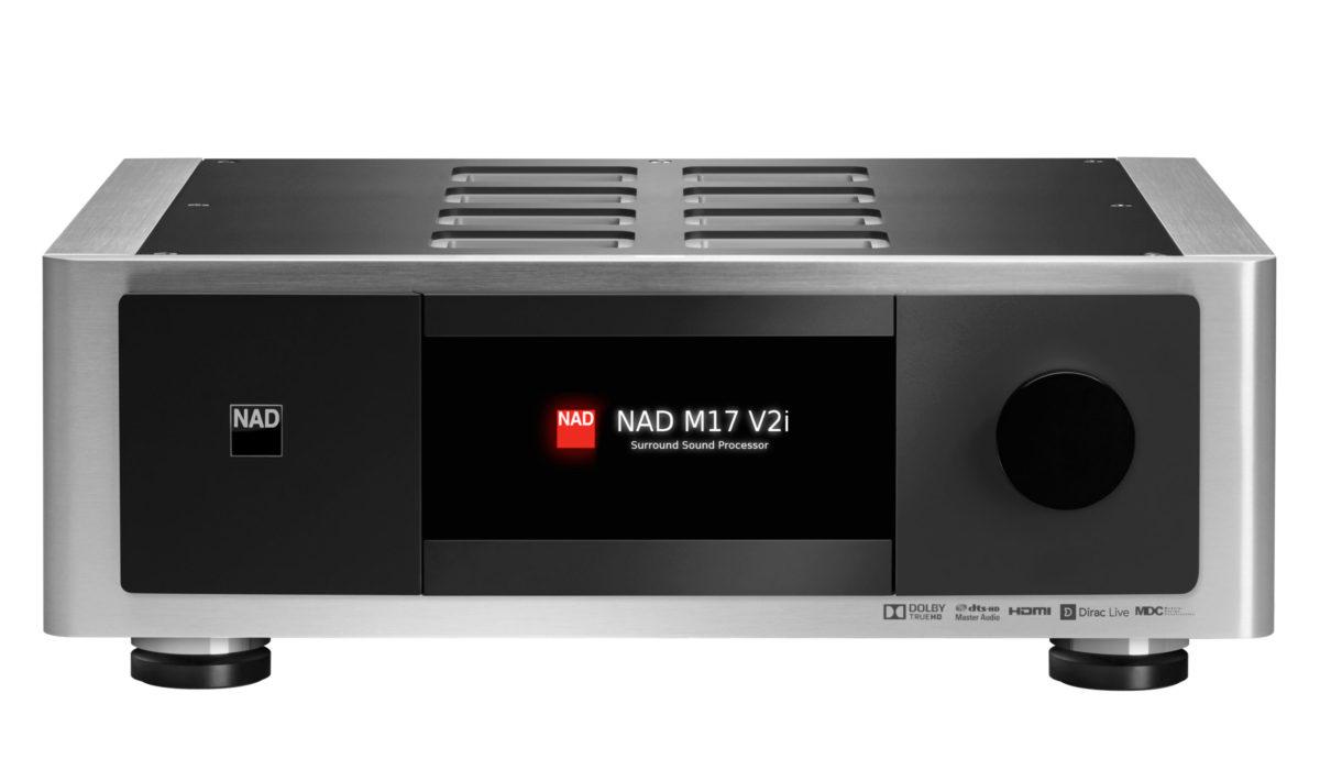 NAD M17 V2i front