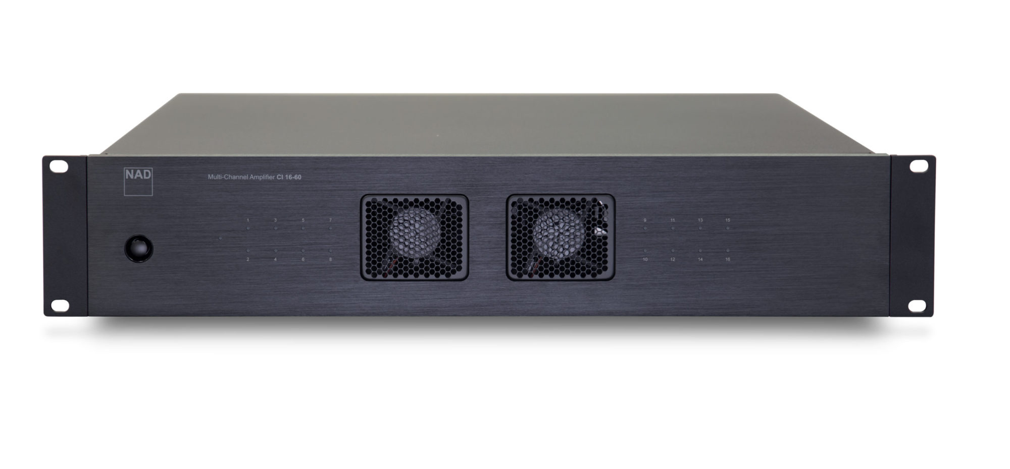 CI 16-60 DSP front view